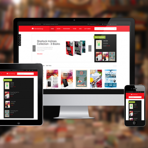 Bookshop responsive