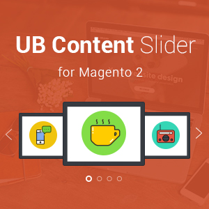 UB Content Slider for Magento 2