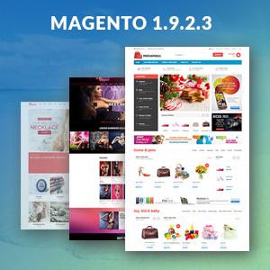 Magento 1.9.2.3 Themes Updates