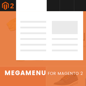 Magento 2 Megamenu extension