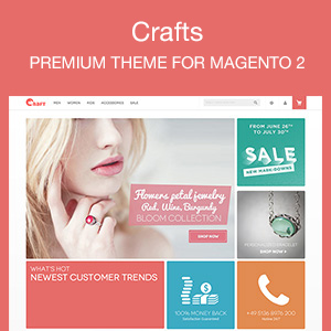 Crafts Premium Magento 2 Theme