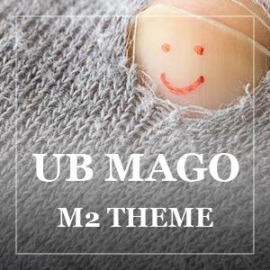 UB Mago theme