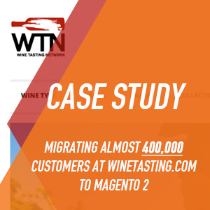 Case Study - Magento 2 Data Migration