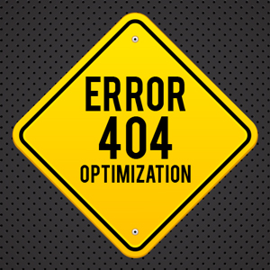 Error 404 Optimization