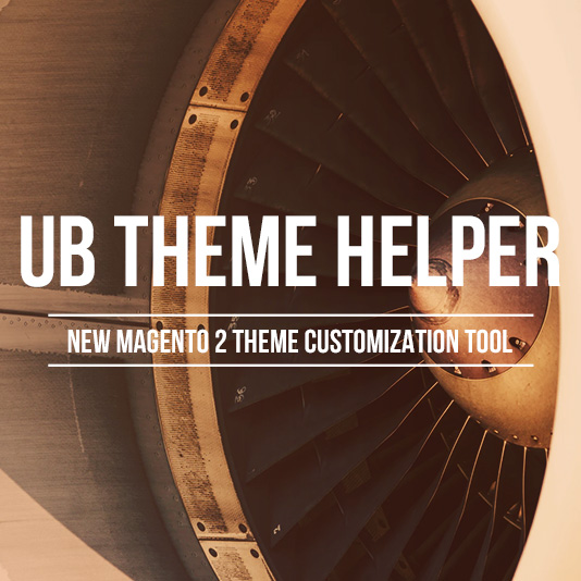 UB Theme Helper for Magento 2