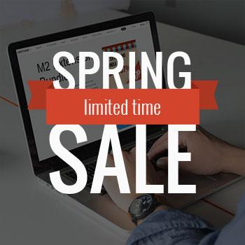Ubertheme Spring Sales