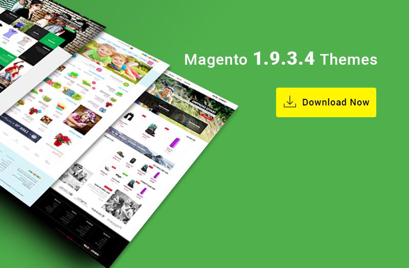 Magento 1.9.3.4 Themes