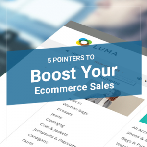 5 Pointers to Boost Your Magento Sales