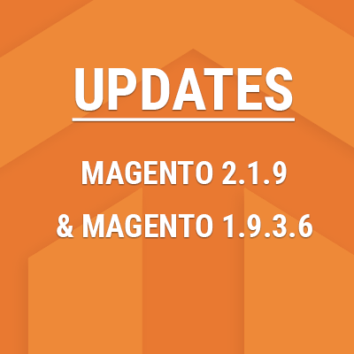 Magento 2.1.7 and 1.9.3.6 Updates