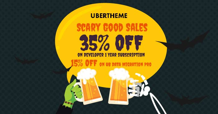 Awesome treats to Halloween-ify Your Magento Site