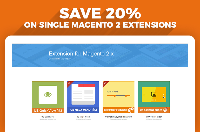 Single Magento 2 Extensions Purchase