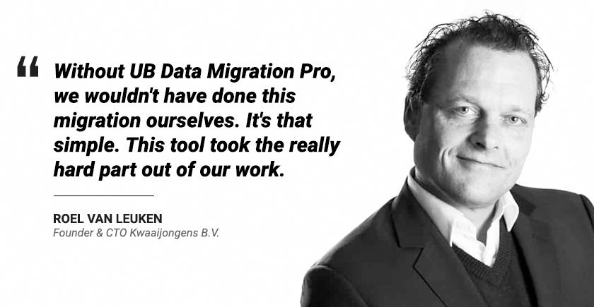 Magento 2 data migration case study