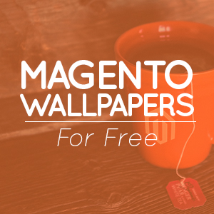 Magento 2 wallpaper pack