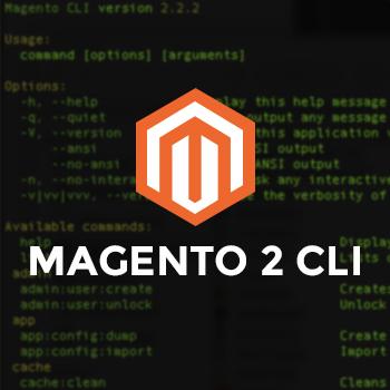 Magento 2 CLI