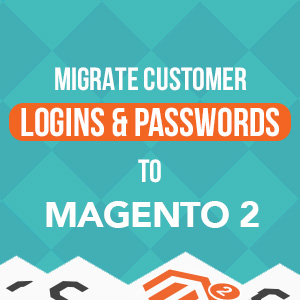 migrate customer passwords