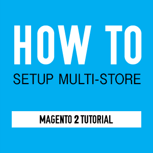 Magento 2 multi stores