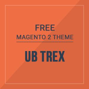 UB Trex - Free Magento 2 theme