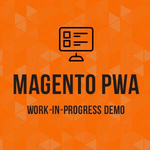 Magento PWA Demo