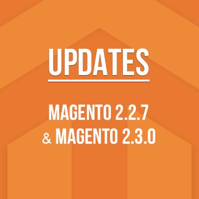 Magento 2.3 update