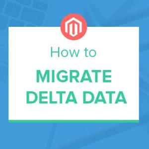 Migrate delta data