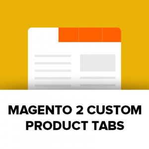 Magento 2 Custom Product tab