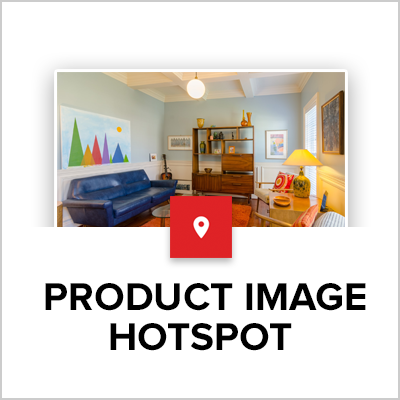 Product Hotspot - UB Content Slider