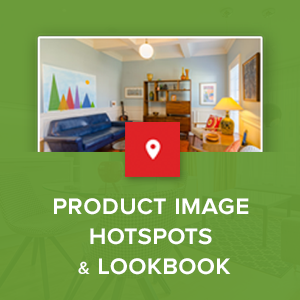 Product Image Hotspot & Lookbook - UB Content Slider