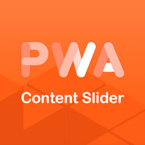Magento PWA Content Slider