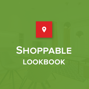Shoppable lookbook