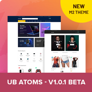 UB Atoms v1.0.1 beta