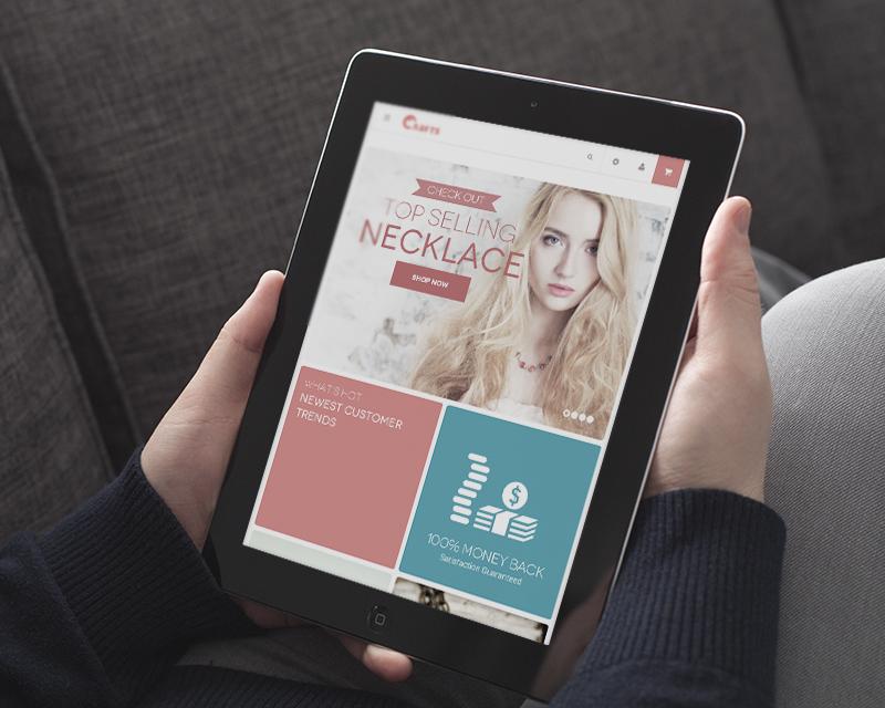 Crafts for Magento 2 – iPad