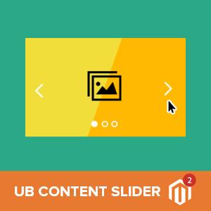 UB Content Slider