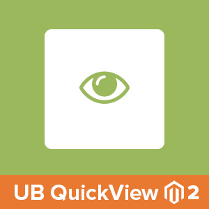 UB QuickView for Magento 2