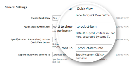 Magento 2 Quick View - Convenient Add-to-Cart