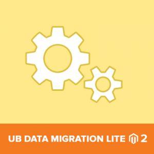 Magento 2 Data Migration Lite