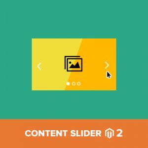 Magento 2 Content Slider
